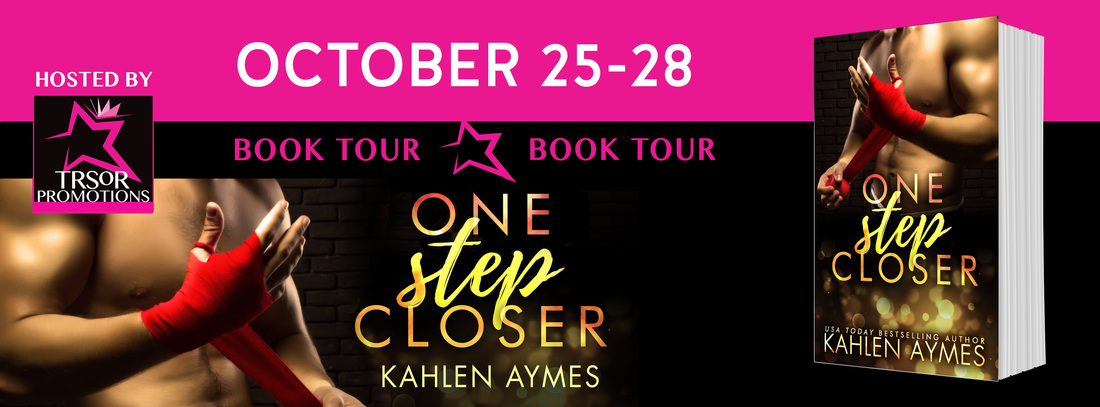 TRSOR Blog Tour & Review: One Step Closer by Kahlen Aymes